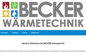 Becker Wärmetechnik